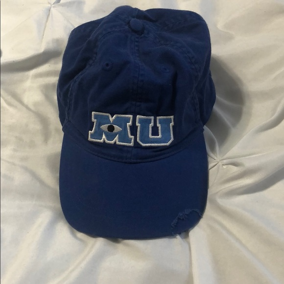 Disney Other Monsters University Hat Poshmark